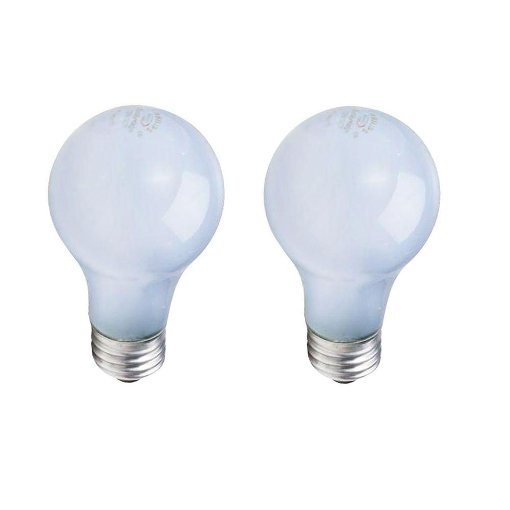 Philips 100 Watt Equivalent A19 Dimmable Eco Incandescent Light Bulb Halogen Natural Dayligh Incandescent Light Bulb Light Bulb Design Energy Efficient Bulbs