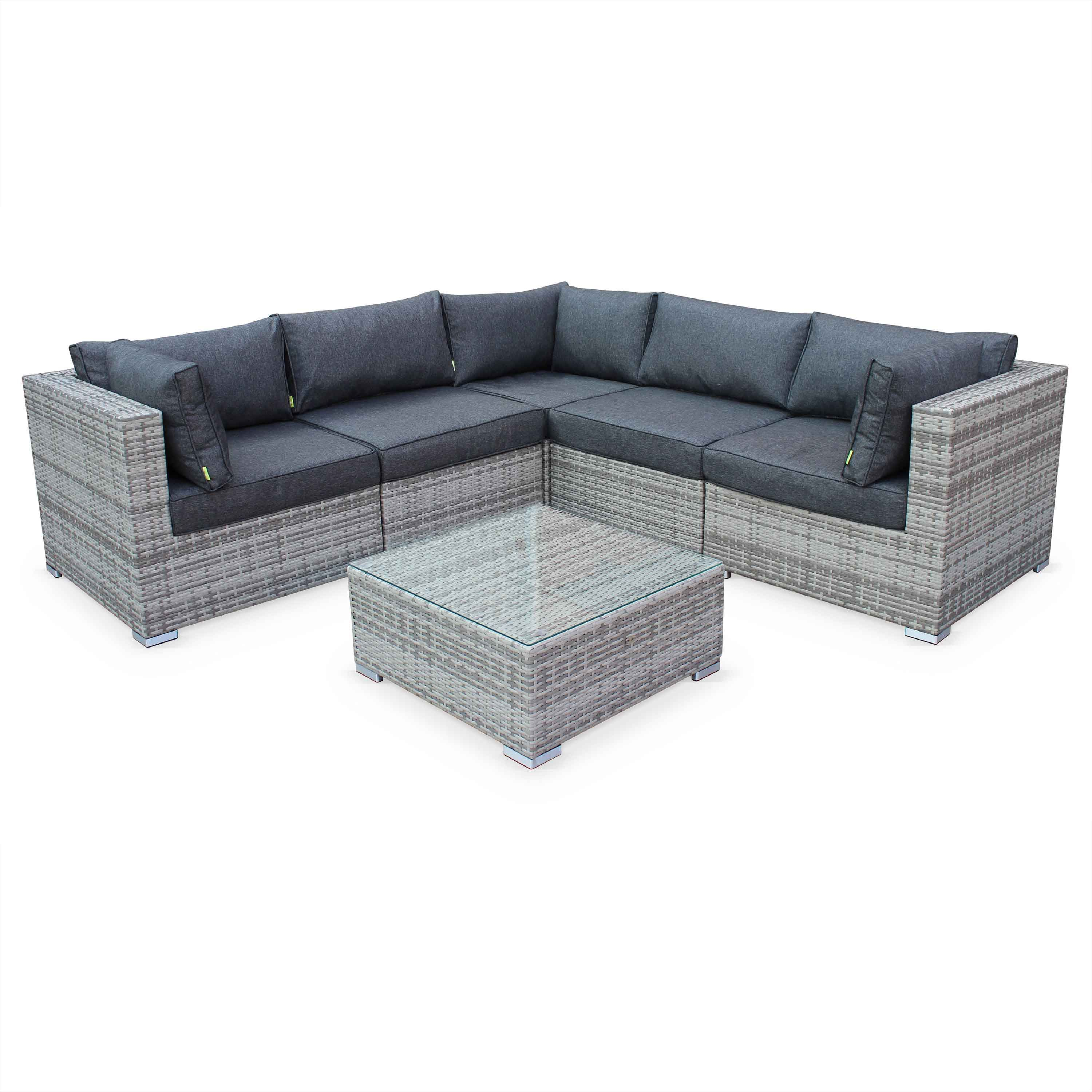 Malibu Garden Lounge Set Garden Sofa Set Outdoor Seating Areas Garden Sofa