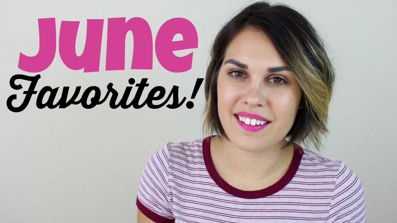 June Favorites! Clarins, Revlon, Wonder Women