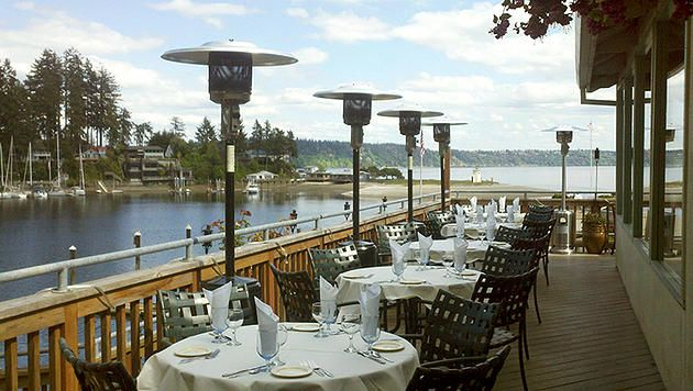 Delightful Gig Harbor Living | Gig Harbor, Washington | The Green Turtle Restaurant |  Www.