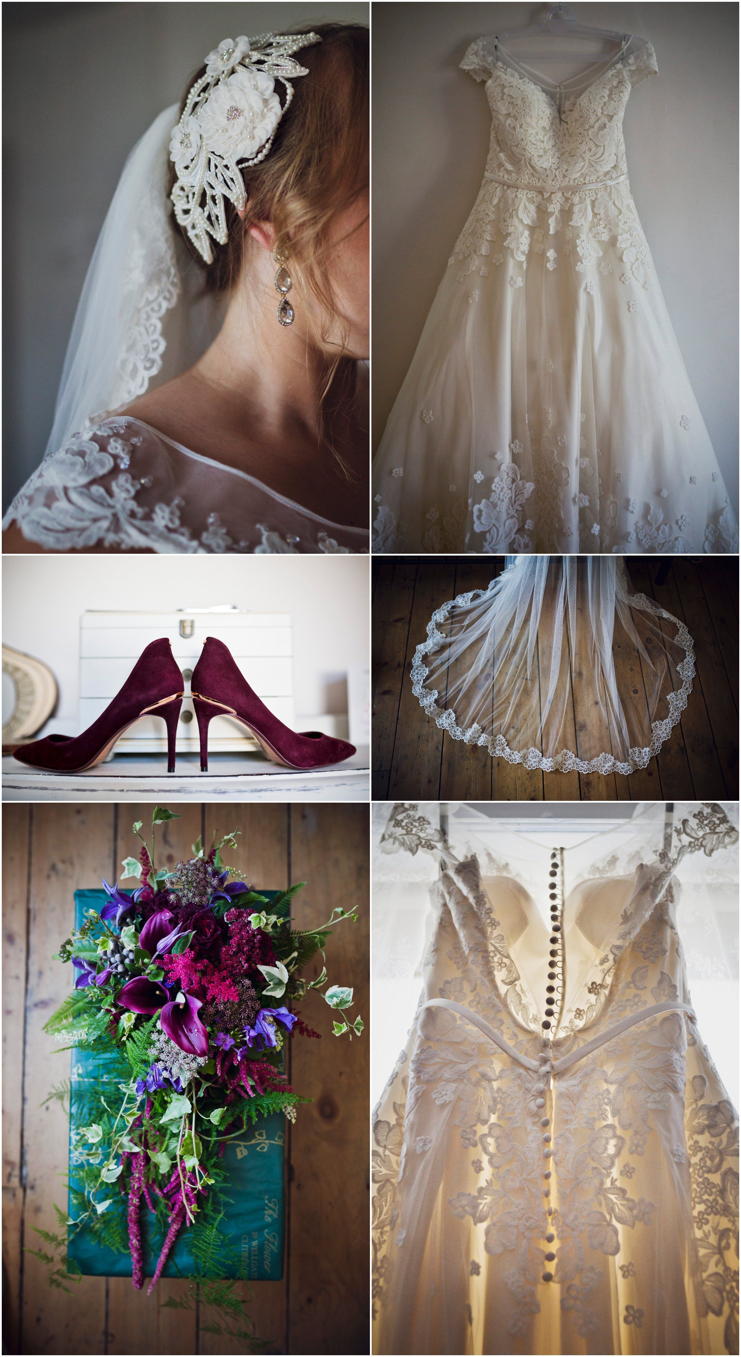 Baroque Loving Sophie S Bride Style Burgundy Shoes By Ted Baker