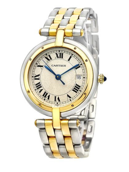Women's Cartier Vendome Two-Tone Watch by Estate Watches on Gilt.com