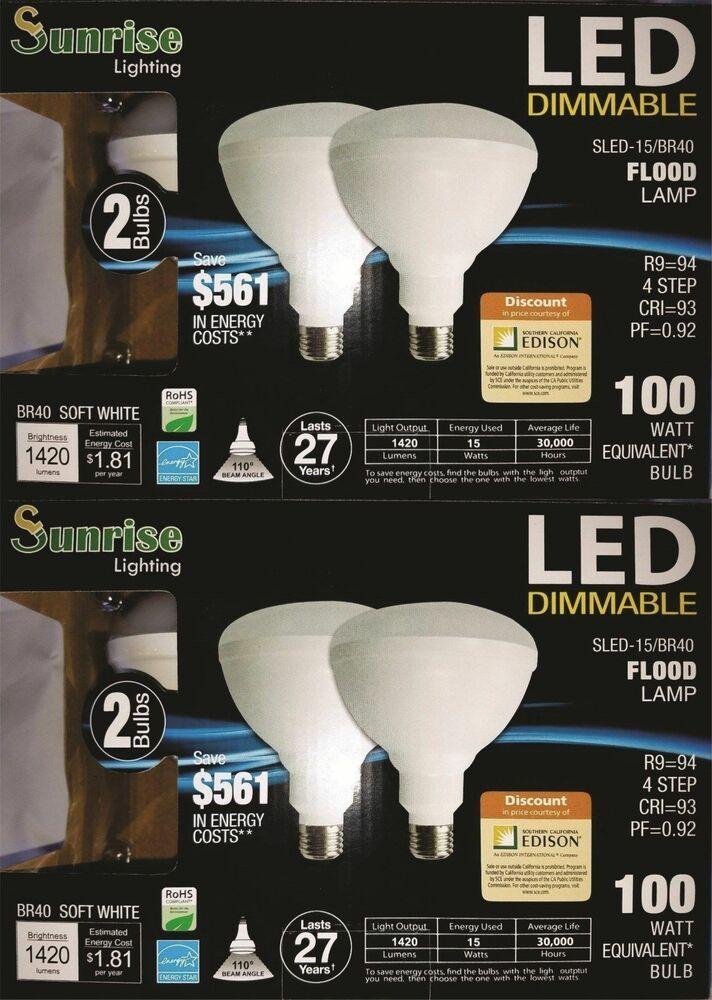 Flood Light Bulbs Indoor لم يسبق له