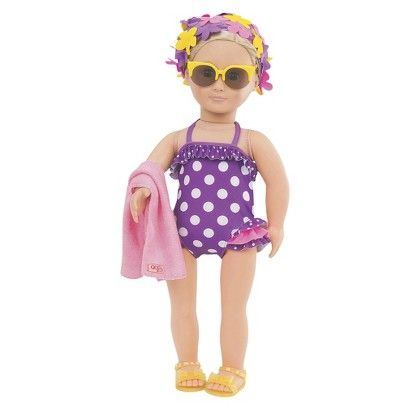 Our Generation Regular Retro Doll Outfit Assortment