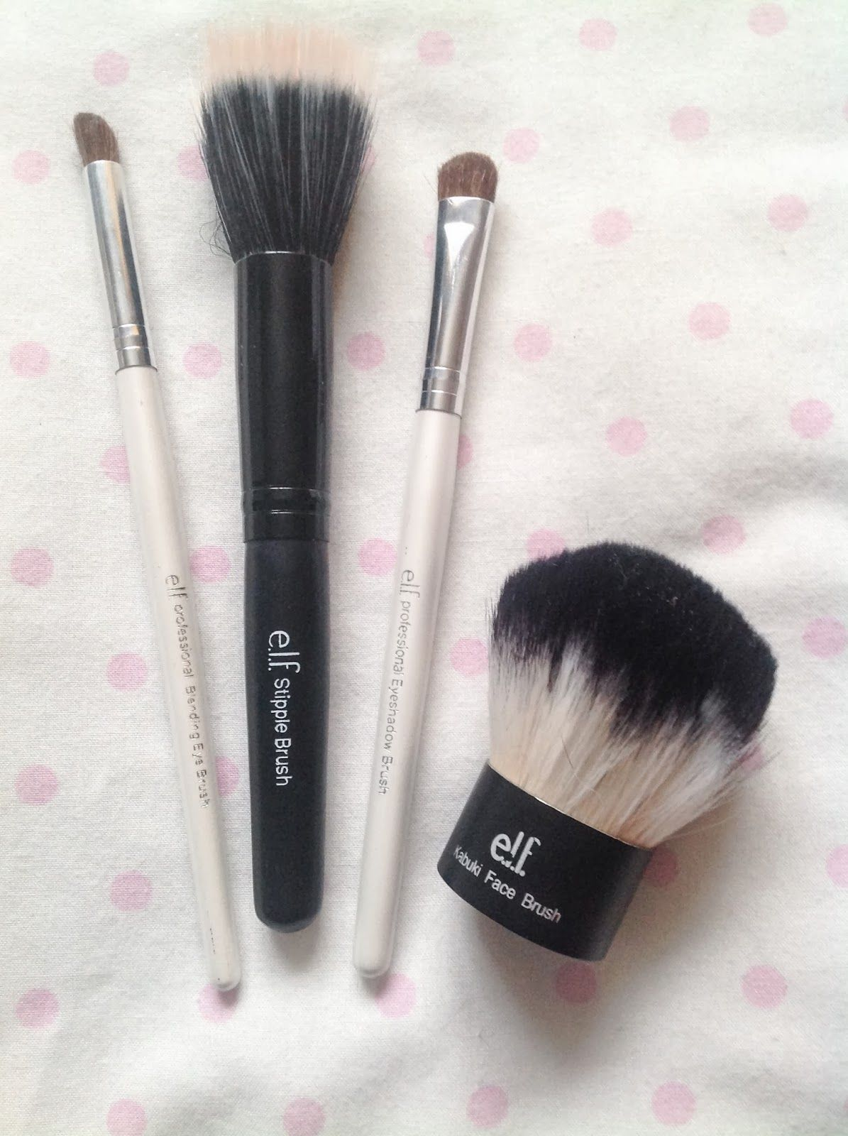 To buy or not to buy // ELF brushes // review • Elf