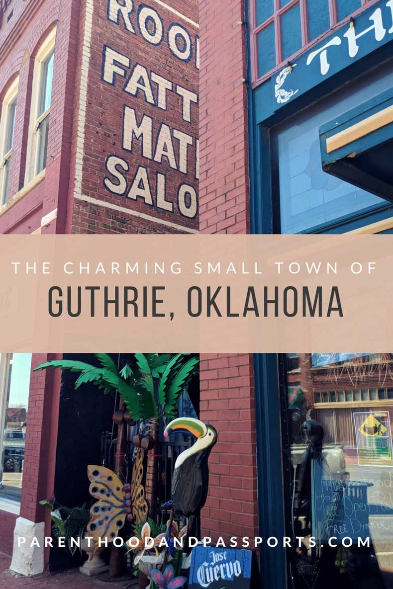 Walking Through Downtown Guthrie Oklahoma You Ll Feel Like Ve Stepped Back In Time The Town S Old Western Charm And History Is Beautifully Preserved