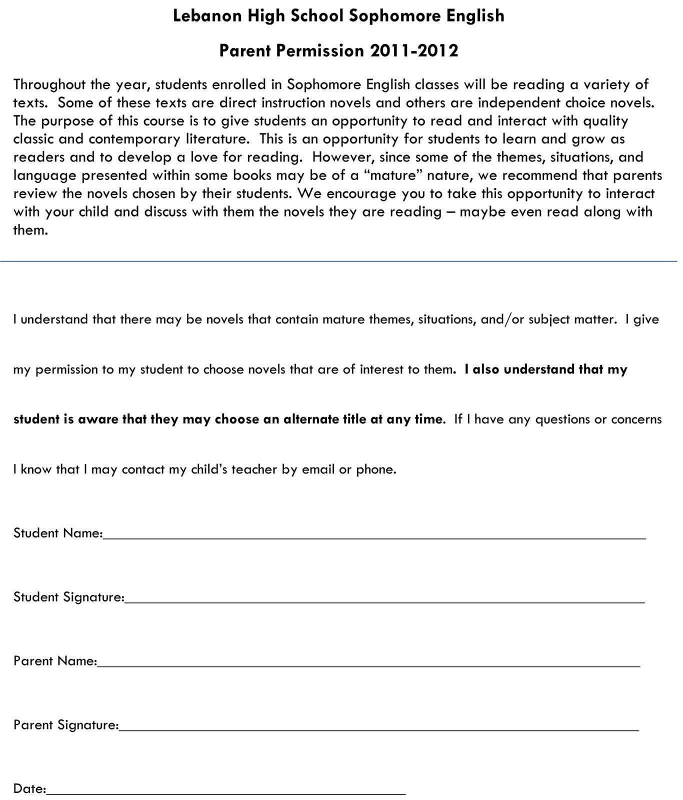Survey Consent Form Template. Letter Authorization Form Child Care ...