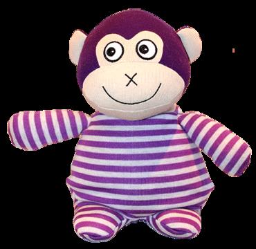 Fröhlich und angenehm duftend bringt er gute Laune in jedes Haus - unser POP! Affe.  Mit seinem freundlichen Gesicht überzeugt er Groß und Klein mit seiner guten Laune und spendet wohlig warme und duftende Stunden.  SHOP HIER:http://www.warmies.de/epages/warmies.sf/de_DE/?ObjectPath=/Shops/warmies/Products/16012