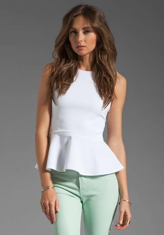 15438c633232 blusas elegantes para fiesta de noche juvenil - Buscar con Google ...