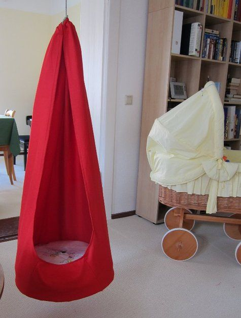 DIY for sewing this hanging chair swing