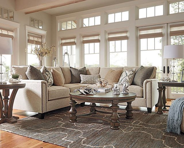 On a #ManicMonday like this, our new #Kieman #sectional is a
