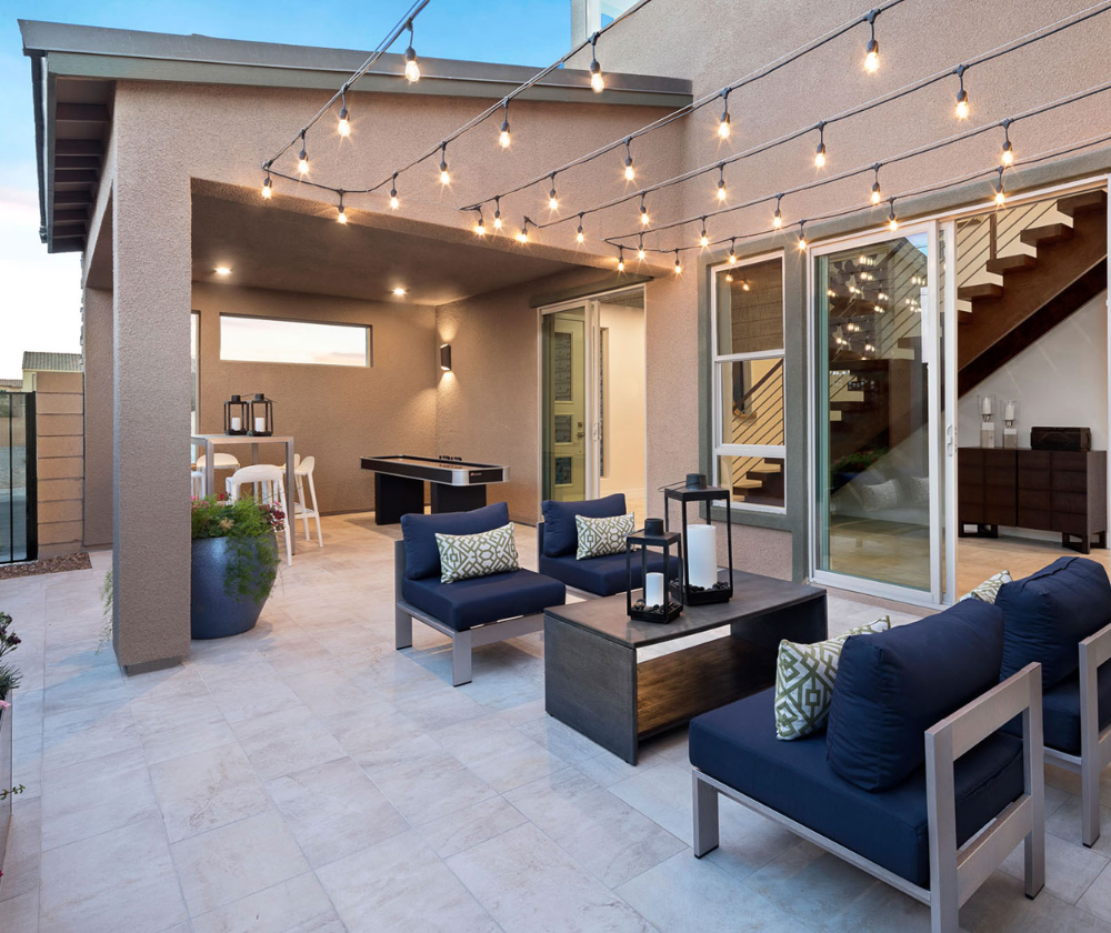 backyard outdoor living space ideas - Google Search in ...