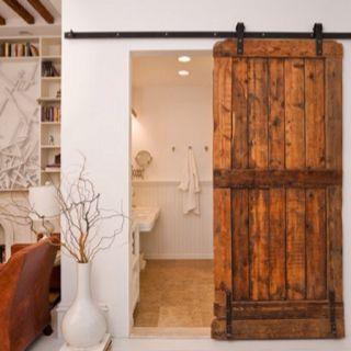 porte coulissante door sliding pinterest portes coulissantes portes et bo te lectrique. Black Bedroom Furniture Sets. Home Design Ideas