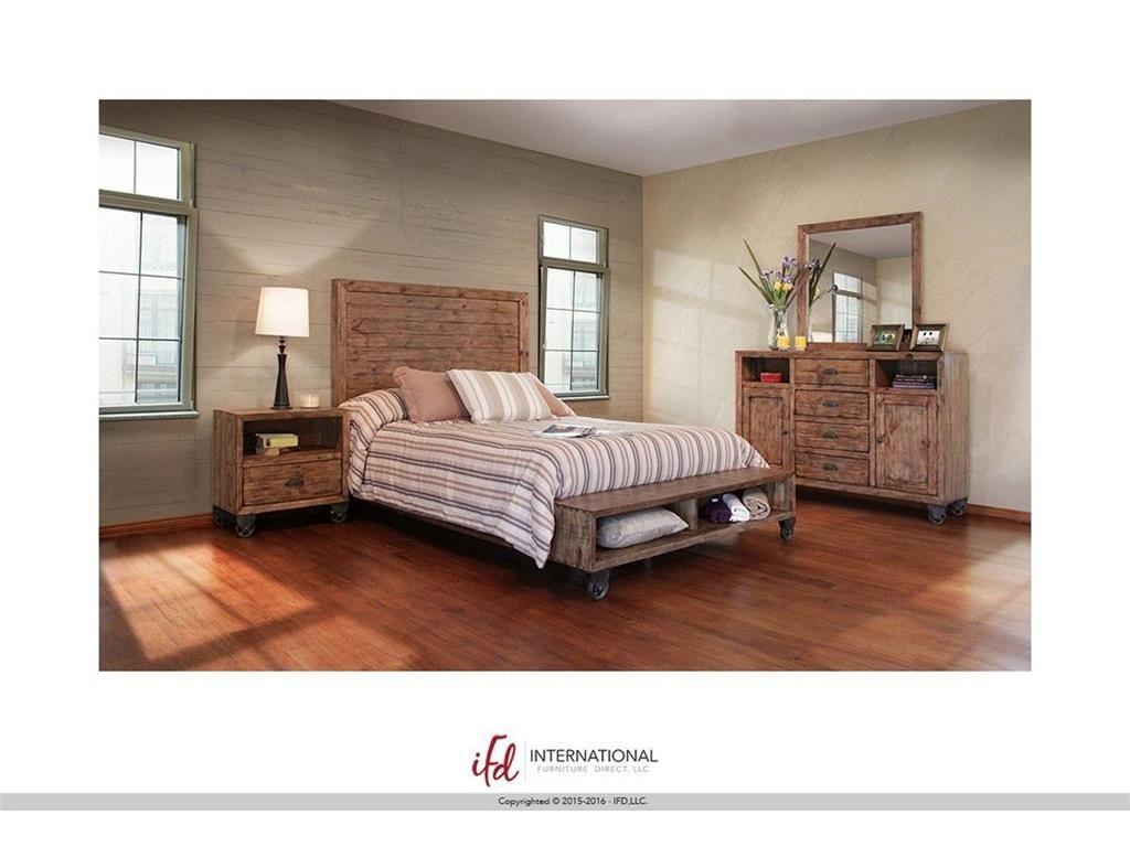 Artisan Home Bedroom Set IFD1030BEDROOM - China Towne ...