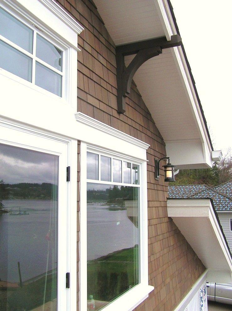 Craftsman Exterior Design Ideas Remodels Photos: Craftsman Exterior, House Exterior, House Paint Exterior