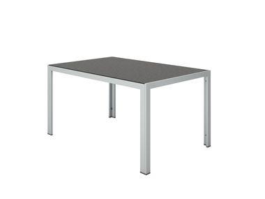 Florabest Alu Gartentisch Grau In 2020 Gartentisch Grau Gartentisch Tisch