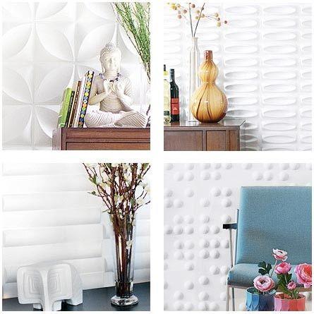 3d Wall Applications 2modern Furniture Lighting Textured