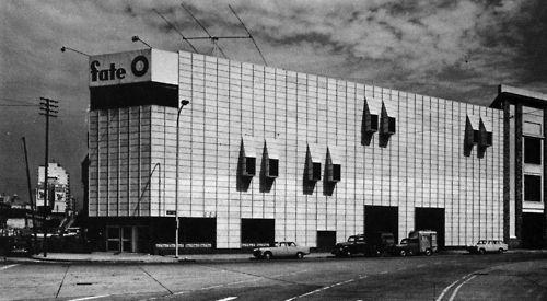 Justo Solsona, FATE Building, Buenos Aires, Argentina, 1966