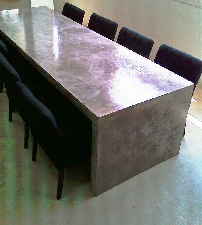 Mesa de comedor / moderna / de mármol / de interior KEEL by ...
