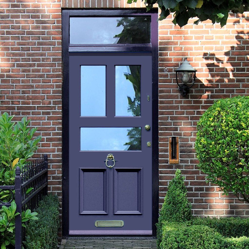 Exterior Victorian Faraday Made To Measure Door Fit Your Own Glass