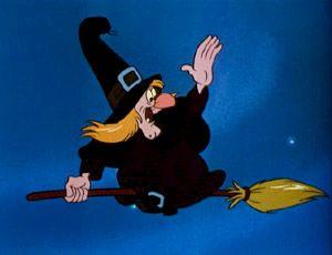 22++ Disney witch information