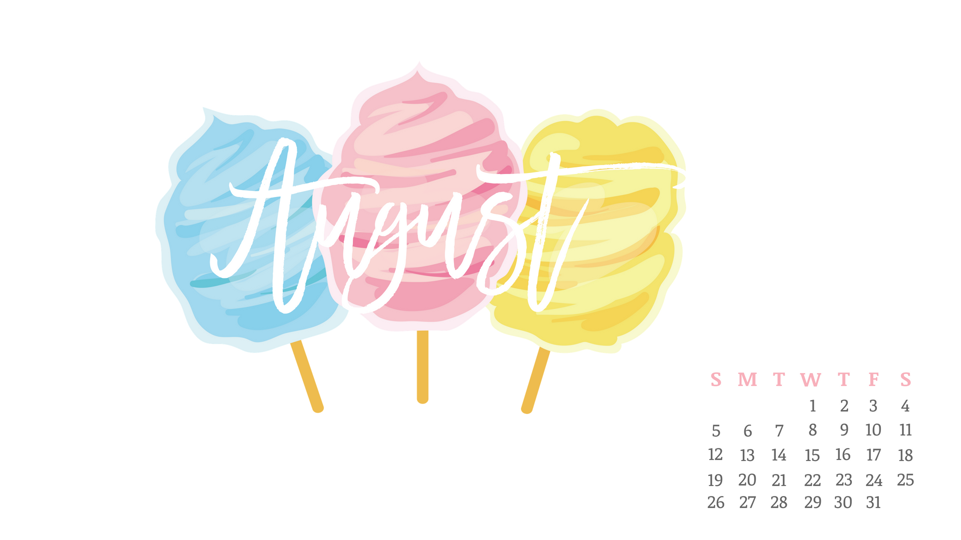 August 2018 Digital Downloads (With images) | Backgrounds ...