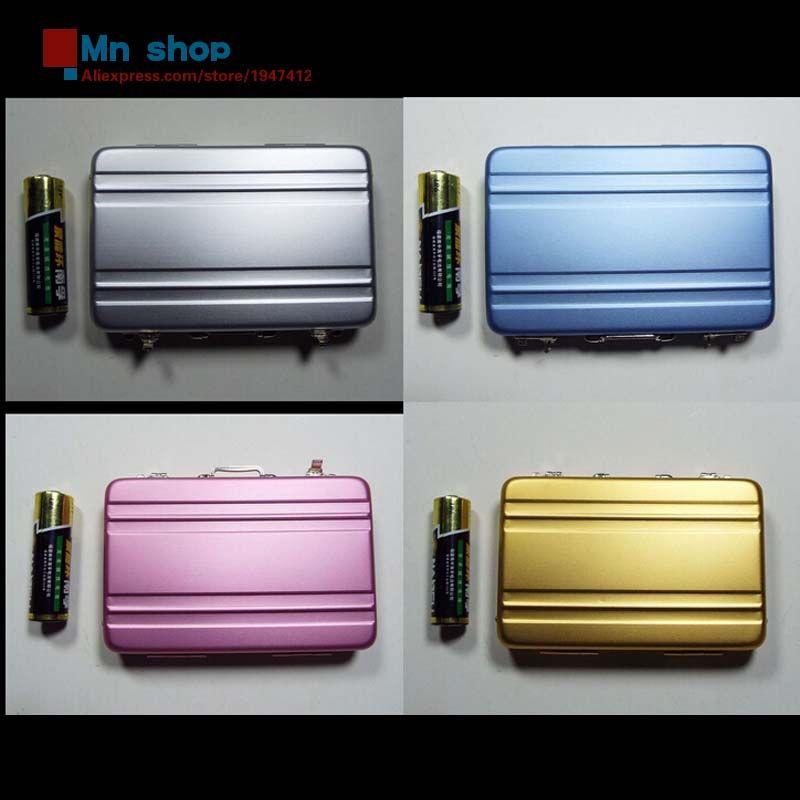 "1//6 Scale Suitcase Cash Box Metal Model for 12/"" Action Figure"