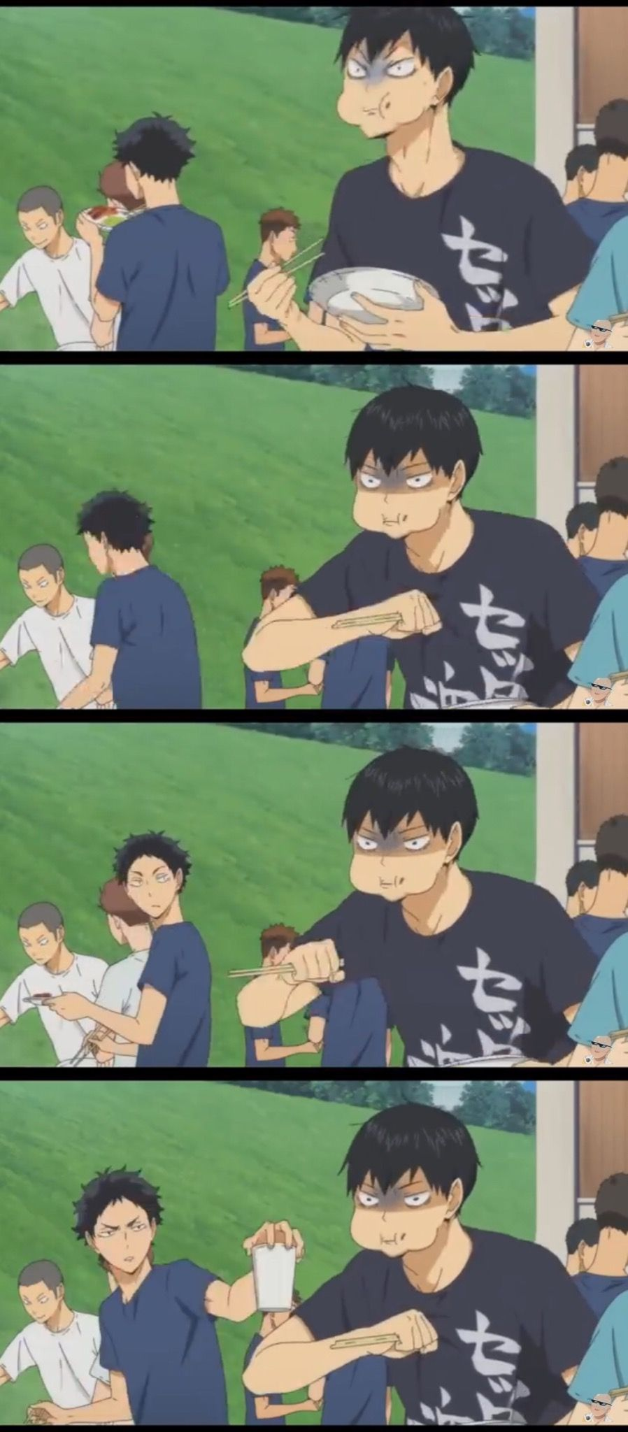 Akaashi Only Appeared A Few Times And He Appears On The Precious