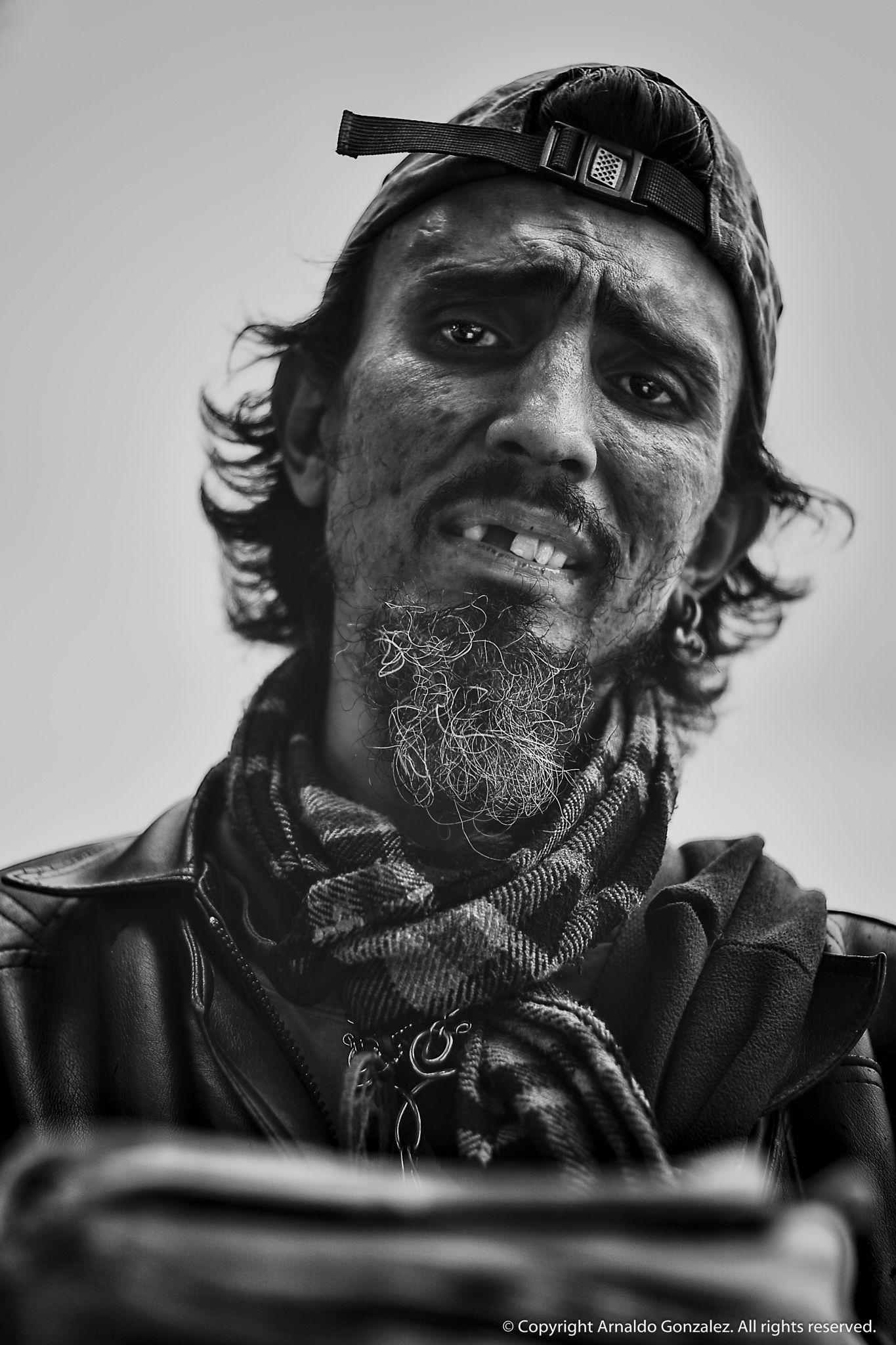street portrait - retrato de calle
