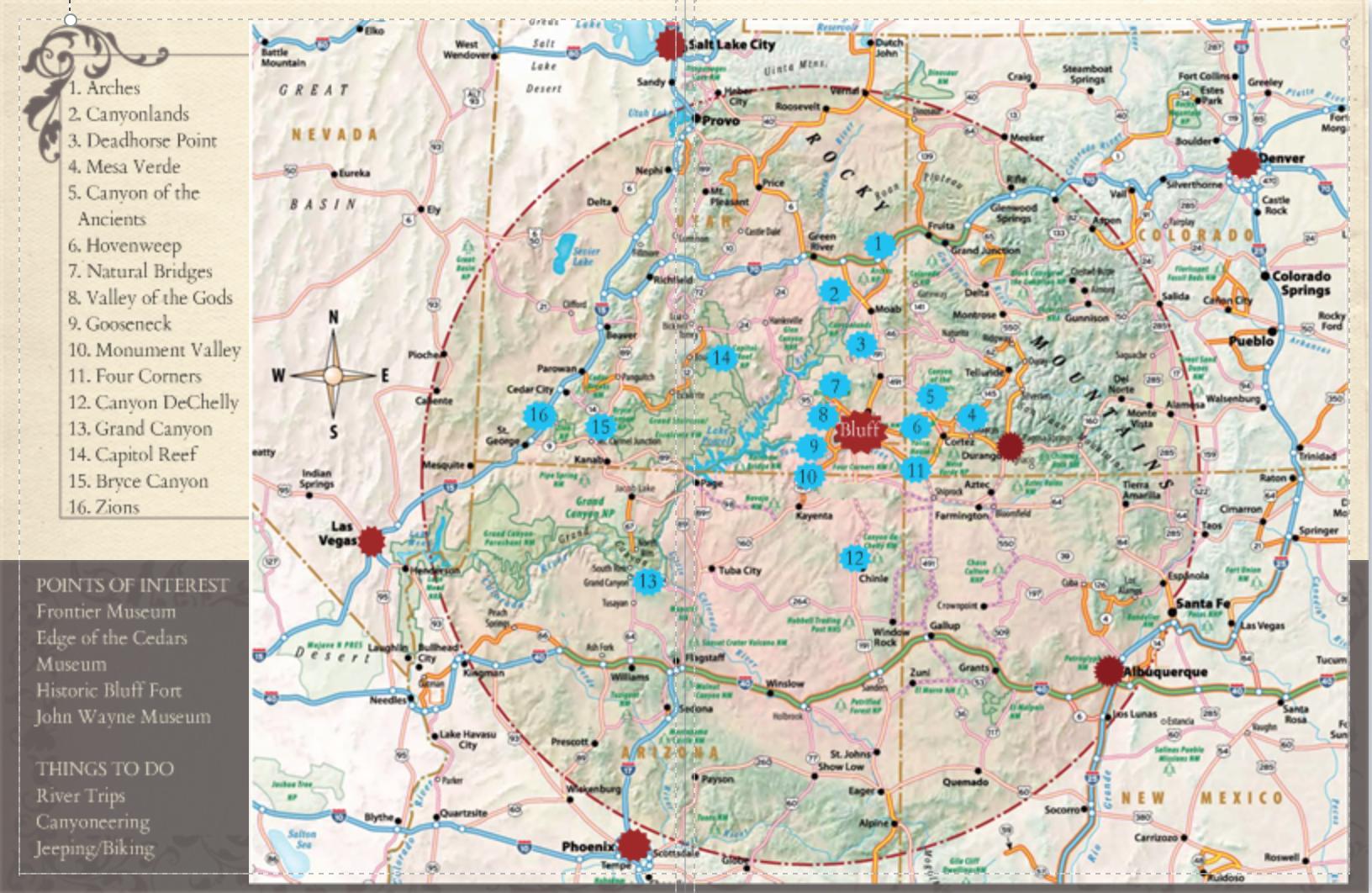 ROAD TRIP TO FOUR CORNER Day 1 Denver to Glenwood Springs