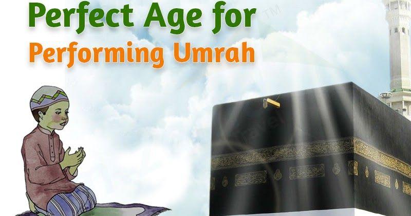 Perfect Age for Performing Umrah. #umrah_packages_2016_uk #cheapumrahpacakgesfromuk #umrahtourfromuk #umrahtips