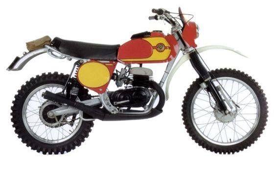 Pin Di Giampaolo Su Bultaco Motociclette