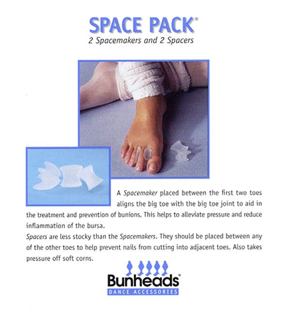 Bunheads Space Pack