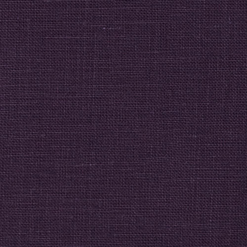 formenti 100 linen eggplant from this linen fabric is soft with a nice