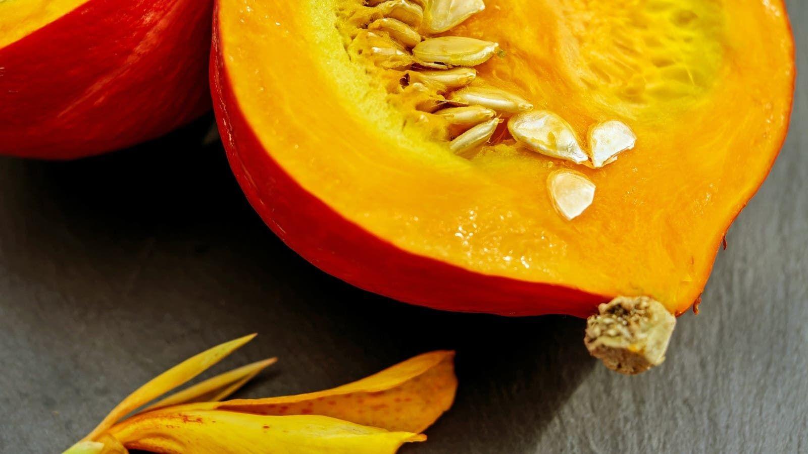 طبيب البوابة 7 فوائد لبذور اليقطين أو القرع العسلي Persimmon Food Fruit