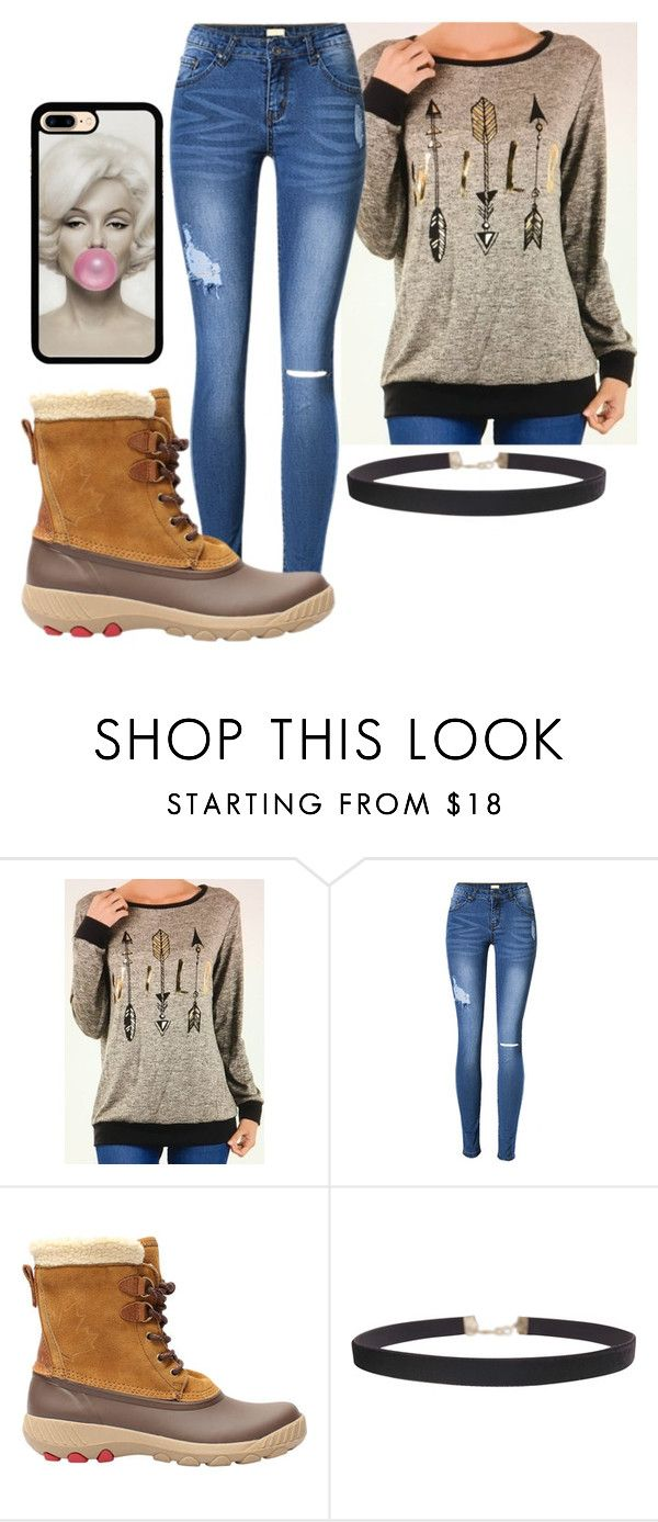 """""""Untitled #2172"""" by mountain-girl-lynn ❤ liked on Polyvore featuring Cougar and Humble Chic"""