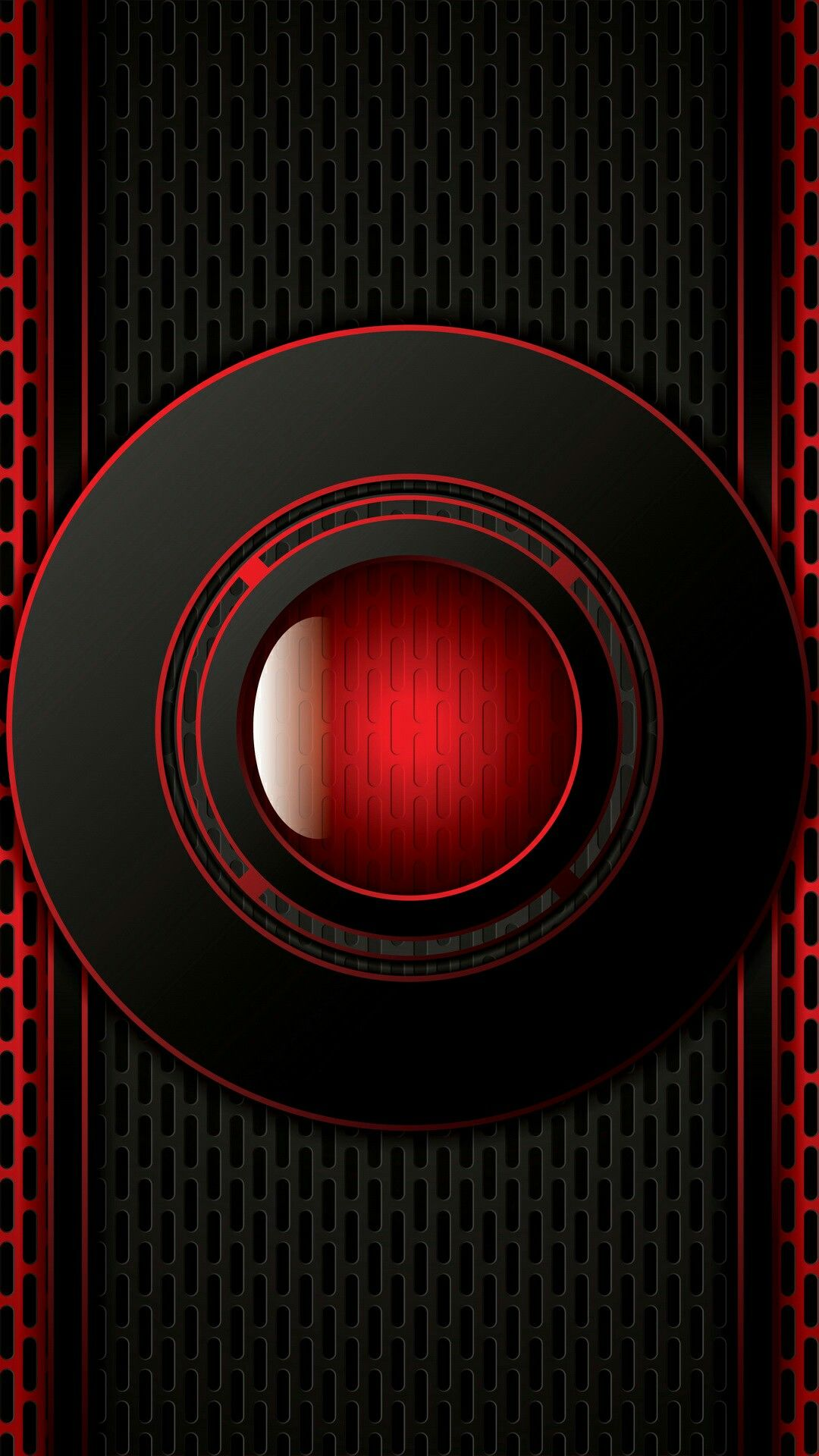 Black and Red Wallpaper | Red wallpaper, Android wallpaper ...