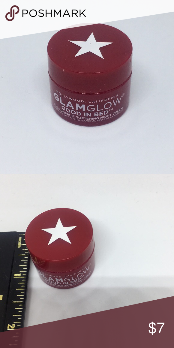 Glam Glow Good In Bed Softening Night Cream New NWT