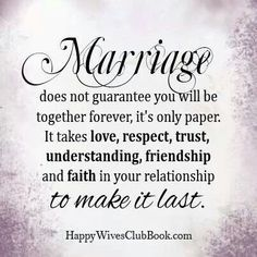 trust between husband and wife quotes