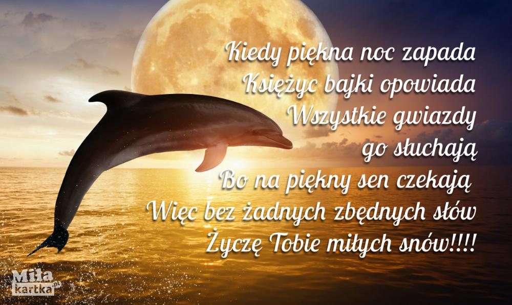 Na Dobranoc Dobranoc Nadobranoc Sen Polska Cytaty