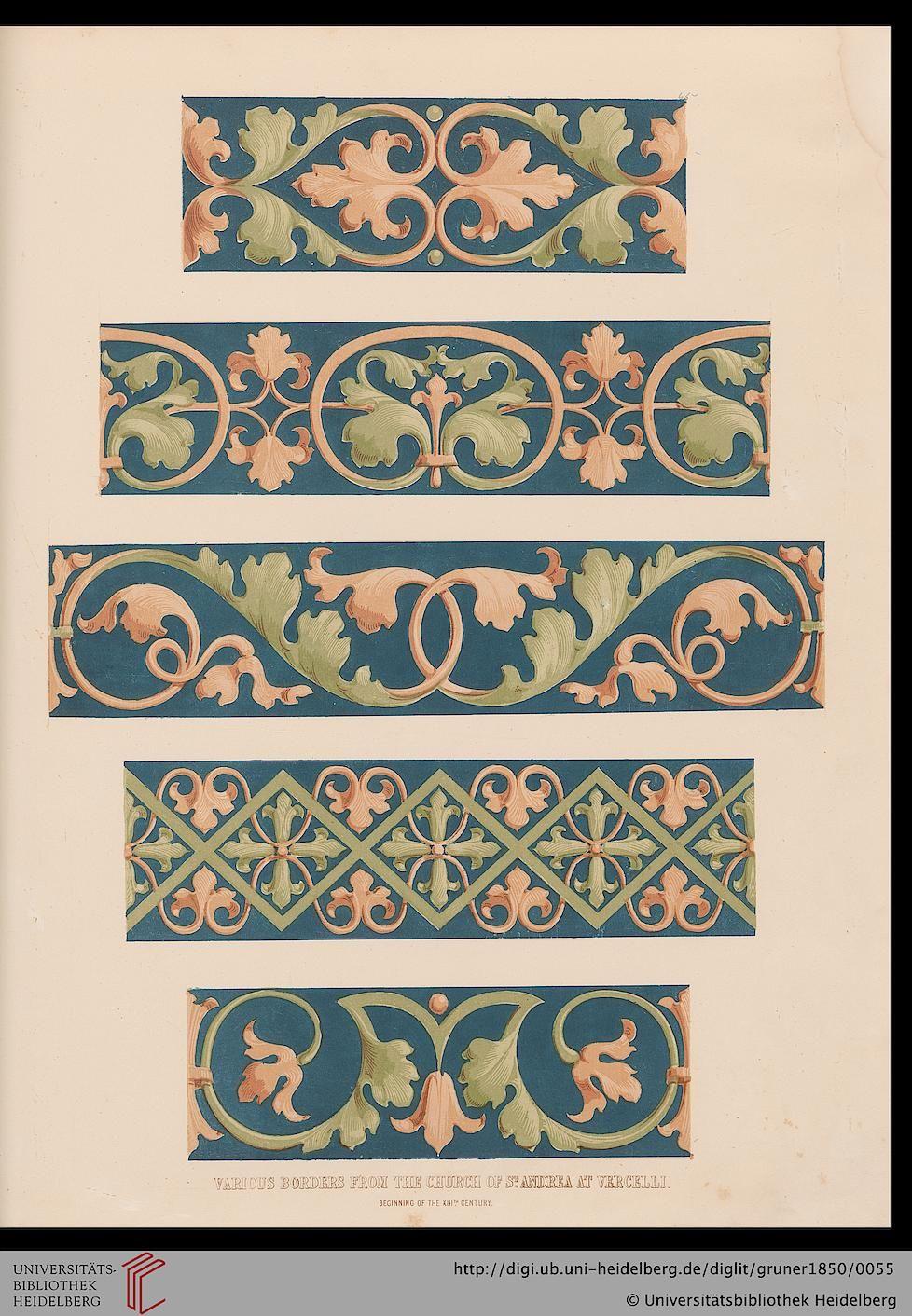 Gruner, Ludwig; Braun, Emil: Specimens of ornamental art selected ...