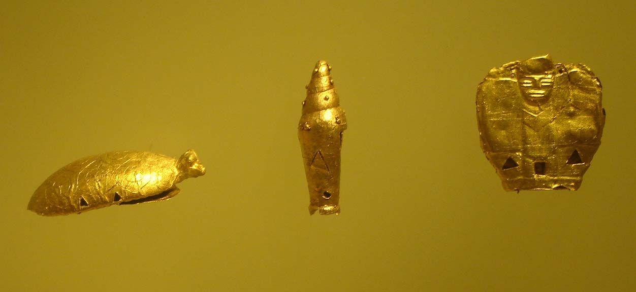 Museo del Oro _ Bogotá