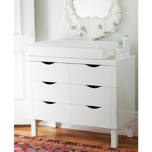 Eco Friendly Made In America Reasonably Priced Dresser For Baby