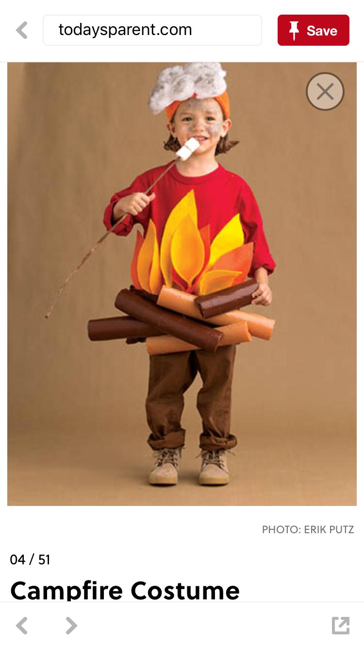 Kostüm Lagerfeuer #campfire Kostüm Lagerfeuer #campfire