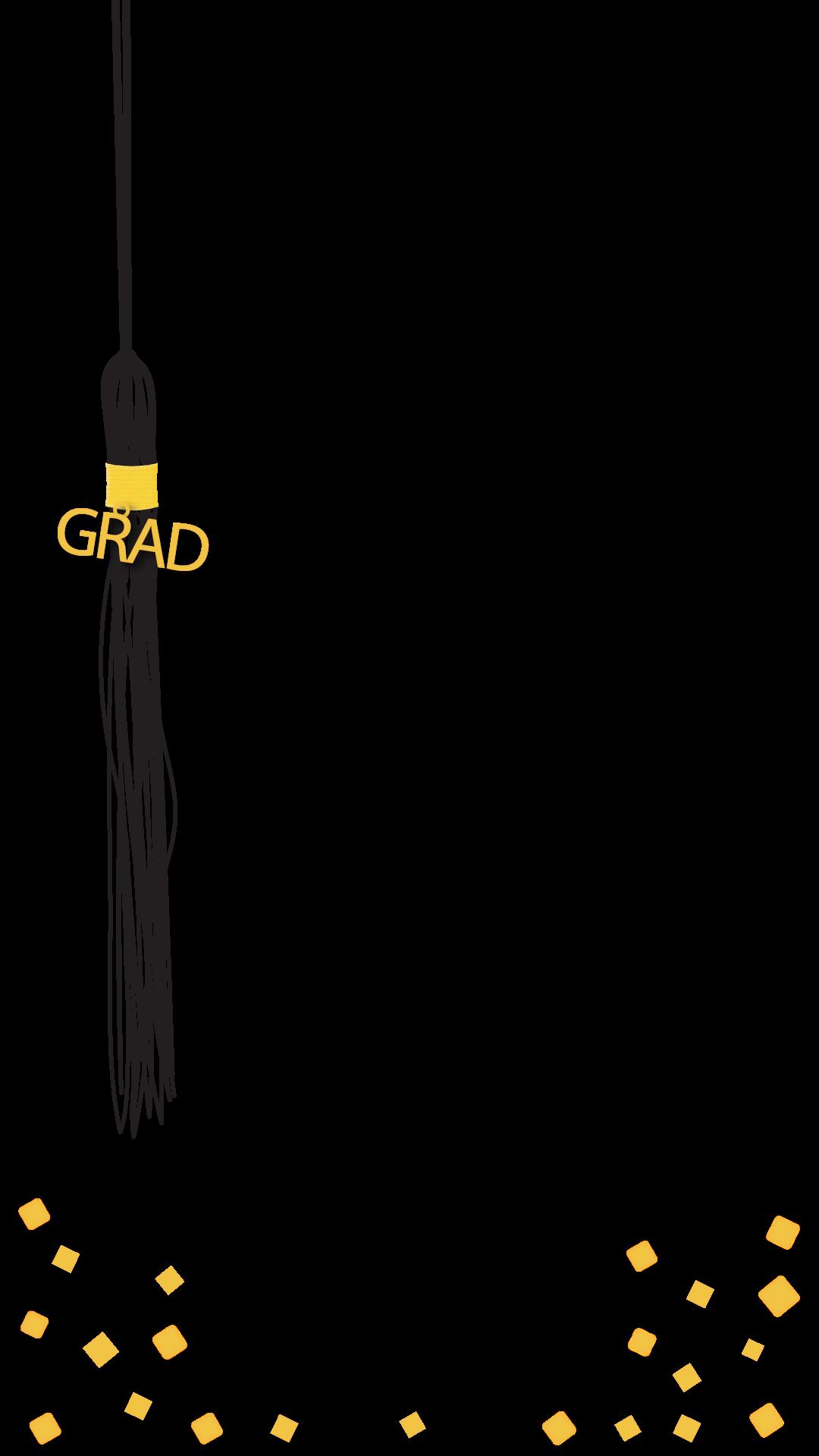 Graduation Tassel Snapchat Filter