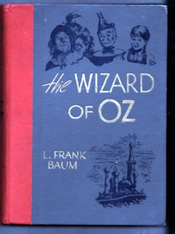 Wizard of Oz L Frank Baum 1944 Wizard of Oz L Frank Baum 1944    Written by Frank Baum and published by The Bobbs-Merrill Company in 1944. It was Illustrated by Evellyn Copeland Value: $59.50.