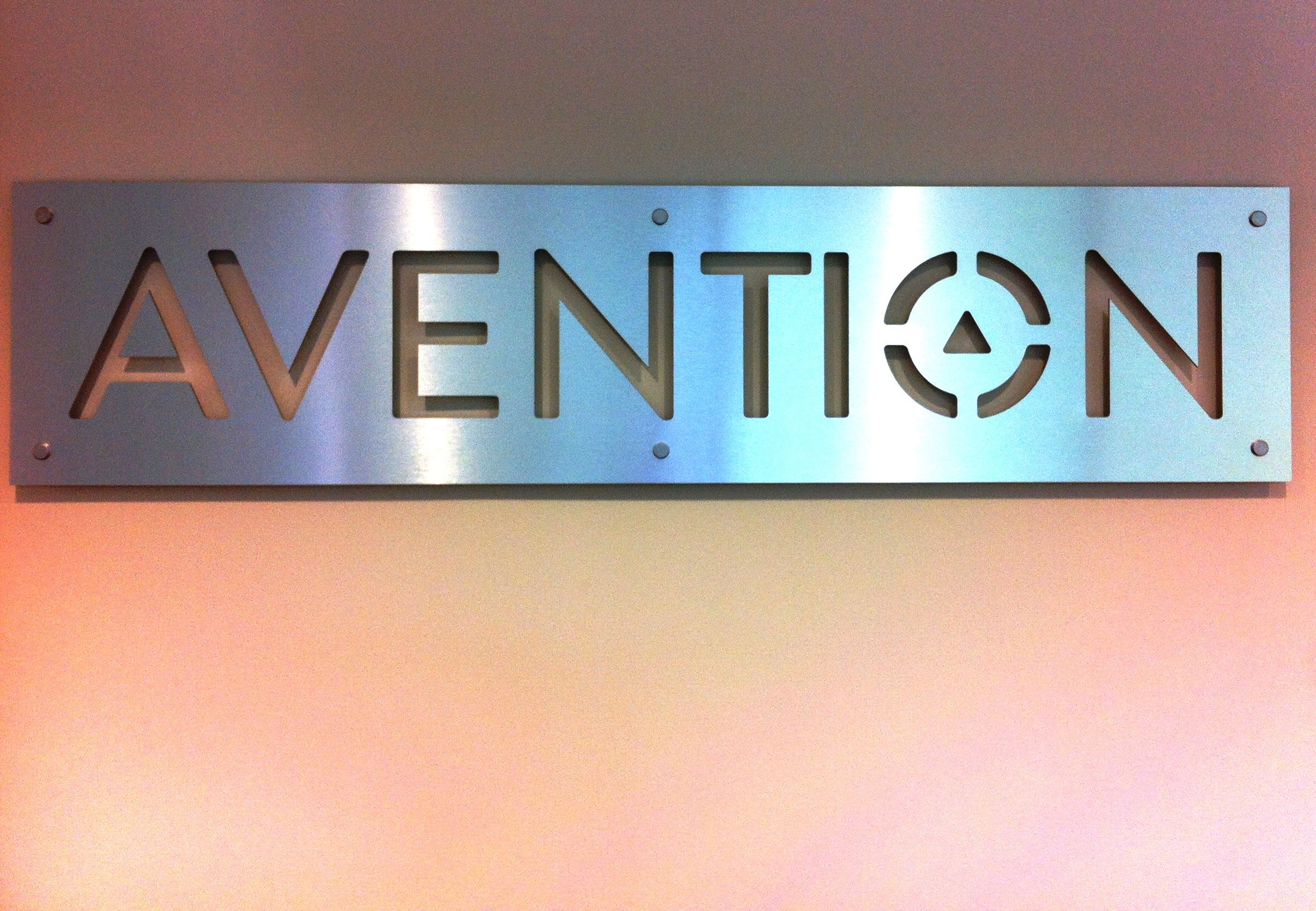 Interior Logo Sign From Austin Architectural Graphics