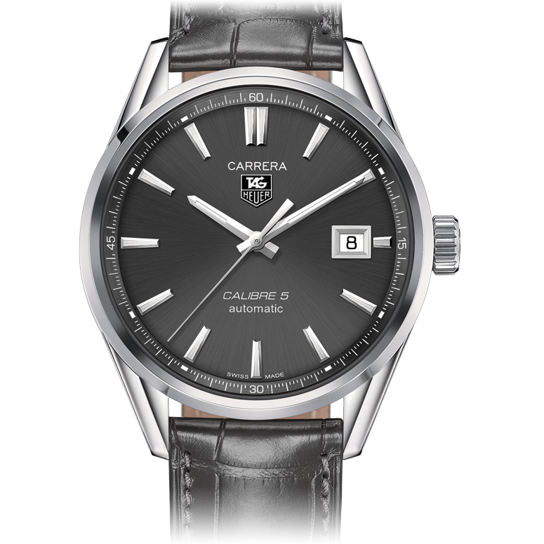 TAG Heuer TAG Heuer CARRERA Calibre 5 Automatic Watch 39 mm