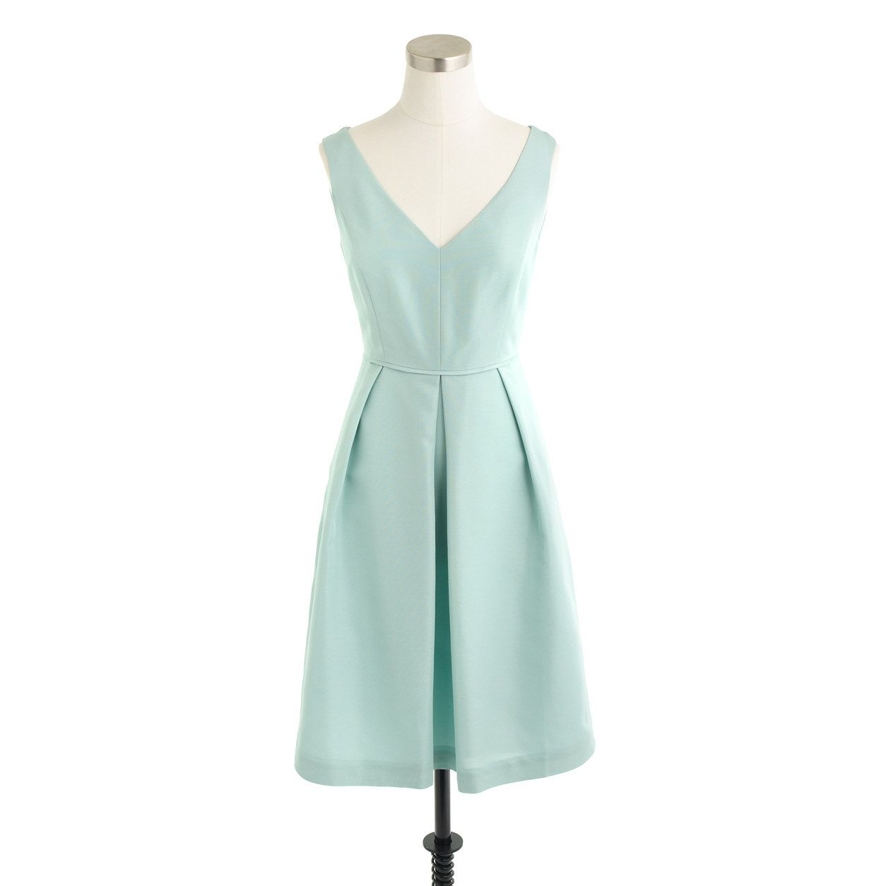 Kami dress in classic faille : sizes 16 to 20 | J.Crew | Wedding ...