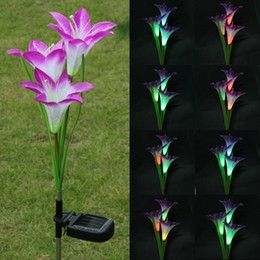 Flower Solar Stake Lights Australia New Featured At Best Prices Dhgate
